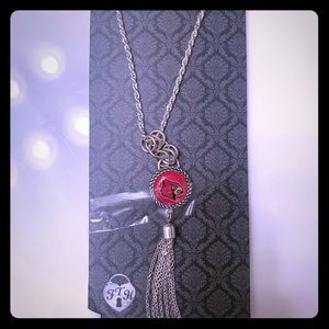 University of Louisville Cardinals Necklace